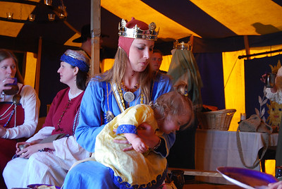 Estrella War - February 2010 - Queen's Tea